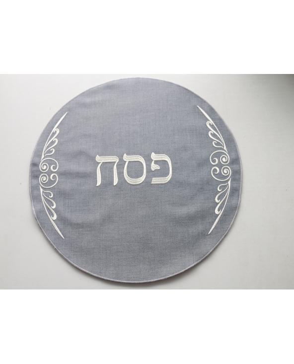 Napperon de Pessah - Super 100 gris