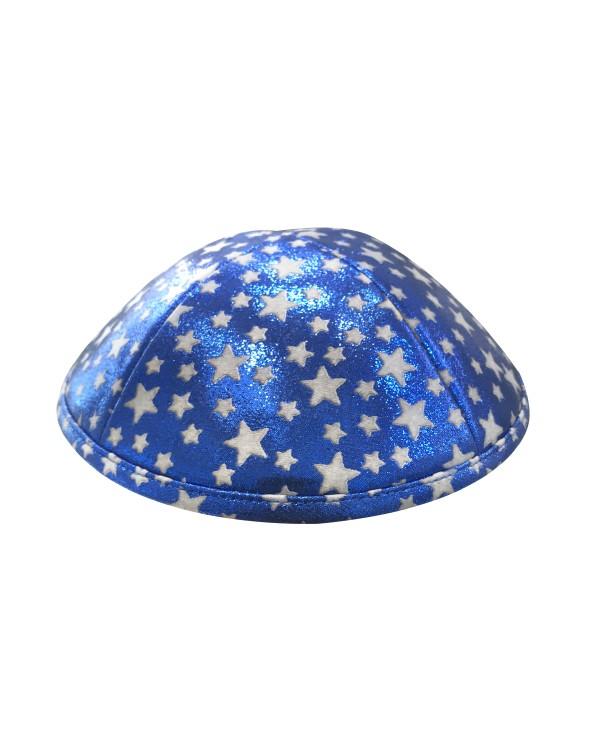 Kippa Disco Bleue BRIT MILA